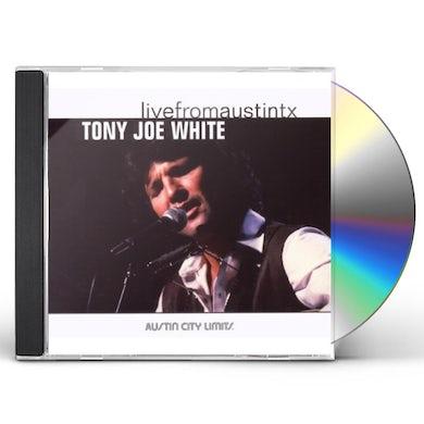 Tony Joe White LIVE FROM AUSTIN TX CD