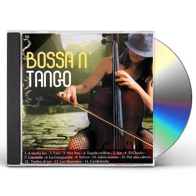 Carlos Varela BOSSA N'TANGO CD