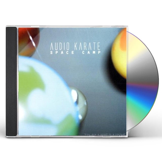 Audio Karate SPACE CAMP CD