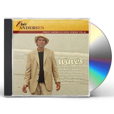 Eric Andersen WAVES CD