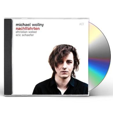 Michael Wollny NACHTFAHRTEN CD