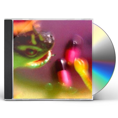 Bush Tetras TAKE THE FALL CD