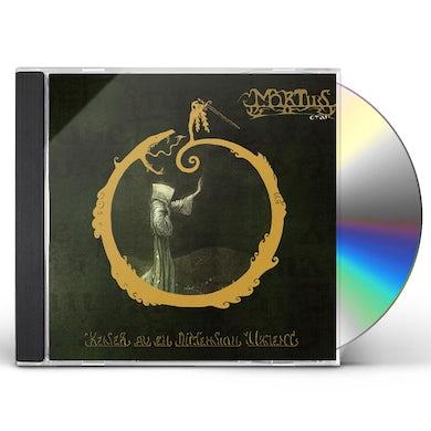 Mortiis KEISER AV EN DIMENSJON UKJENT CD