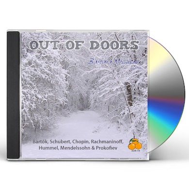 Barbara Nissman OUT OF DOORS CD
