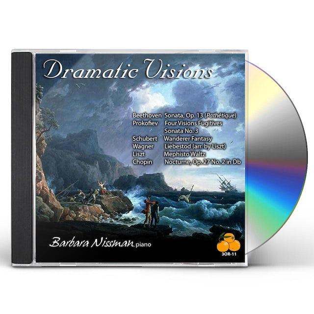 Barbara Nissman DRAMATIC VISIONS CD