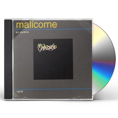 Malicorne EN PUBLIC A MONTREAL CD