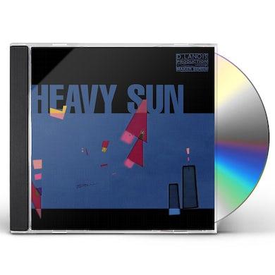 Daniel Lanois Heavy Sun CD