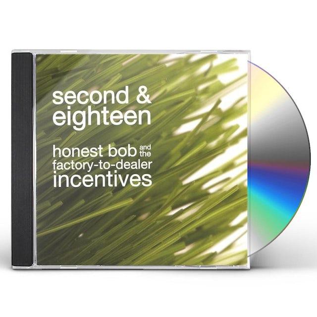 Honest Bob SECOND & EIGHTEEN CD