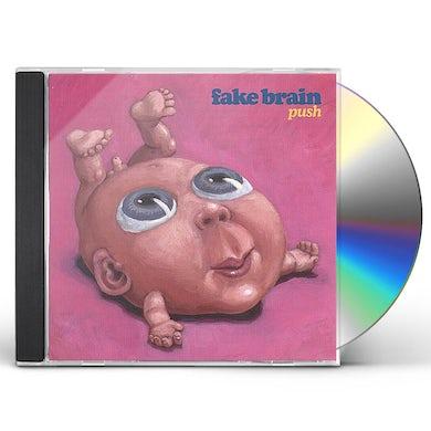 Fake Brain PUSH CD