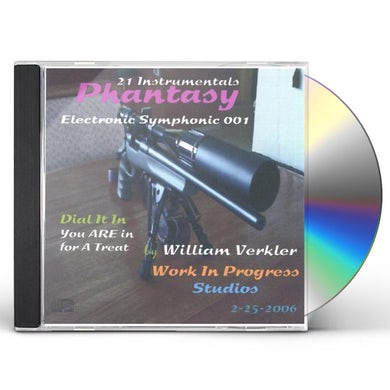 William Verkler PHANTASY CD