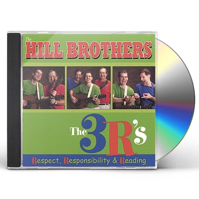 Hill Brothers 3 R'S CD