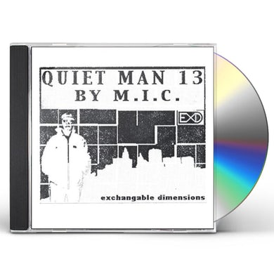 Mic QUIET MAN 13 CD
