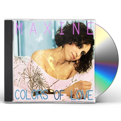 Maxine COLORS OF LOVE CD