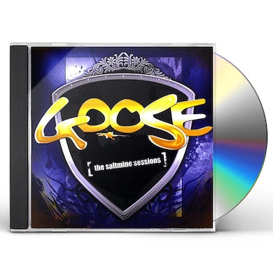 Goose SALTMINE SESSIONS CD