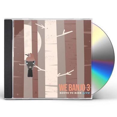ROOTS TO RISE LIVE CD