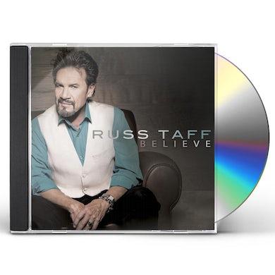 Russ Taff BELIEVE CD