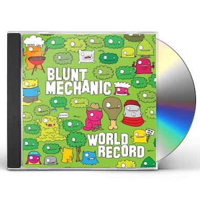 Blunt Mechanic WORLD RECORD CD
