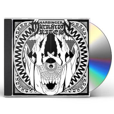 Mutilation Rites HARBINGER CD