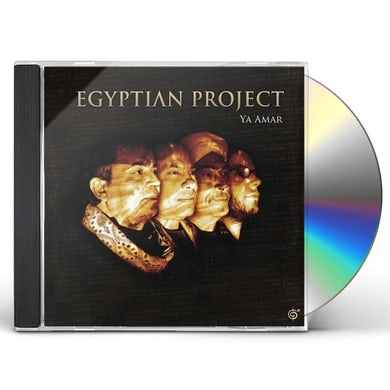 Egyptian Project CD