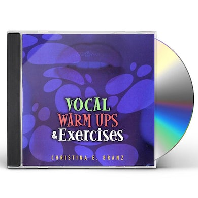 Christina E. Branz VOCAL WARM UPS & EXERCISES CD