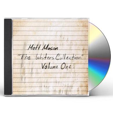 Matt Mason THE WRITER'S COLLECTION: VOLUME ONE CD