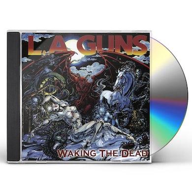 LA Guns WAKING THE DEAD CD
