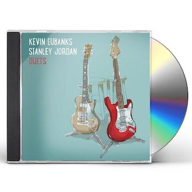 Kevin Eubanks & Stanley Jordan DUETS CD