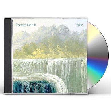 Teenage Fanclub HERE CD