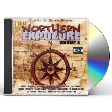 Woodie NORTHERN EXPOZURE 6 CD