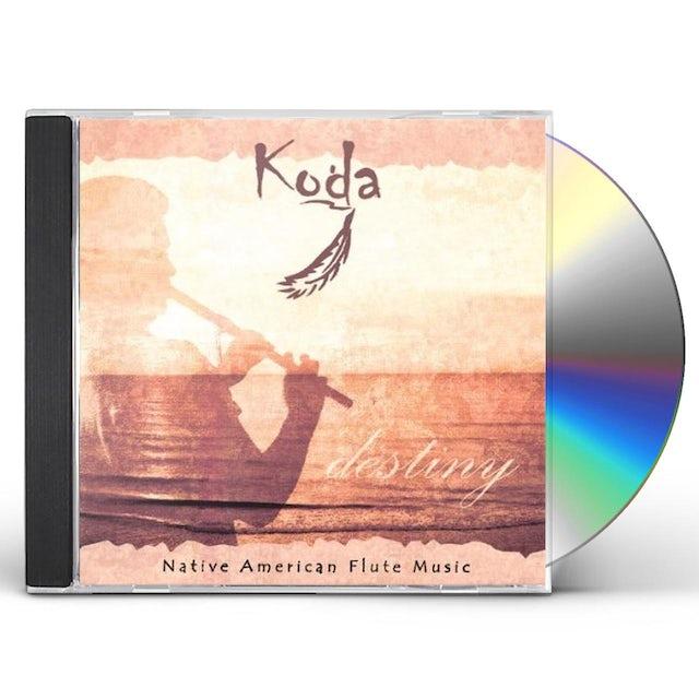 Scott Williams KODA-DESTINY CD