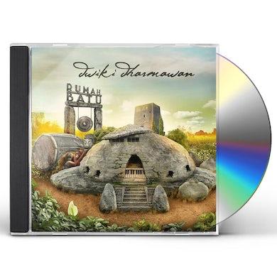 Dwiki Dharmawan RUMAH BATU CD