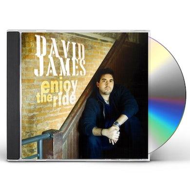 David James ENJOY THE RIDE CD