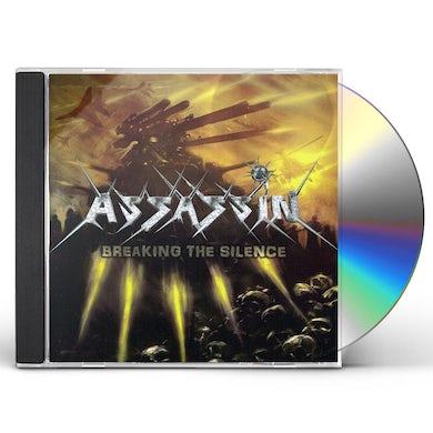Assassin BREAKING THE SILENCE CD