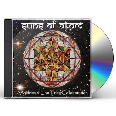 Midnite SUNS OF ATOM CD