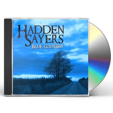Hadden Sayers BLUE COUNTRY CD