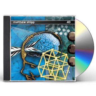 Matthew Shipp 4D CD