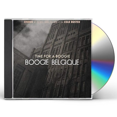 Boogie Belgique TIME FOR A BOOGIE (REMASTERED) CD
