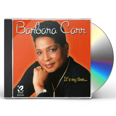 Barbara Carr IT'S MY TIME CD