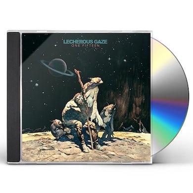 Lecherous Gaze ONE FIFTEEN CD