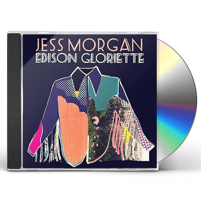 Jess Morgan EDISON GLORIETTE CD