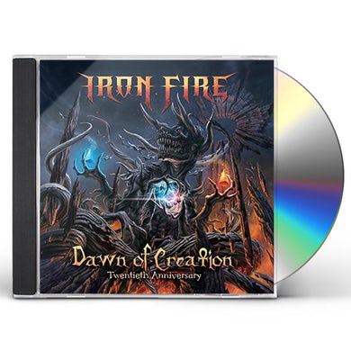 Iron Fire DAWN OF CREATION CD