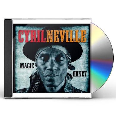 Cyril Neville MAGIC HONEY CD