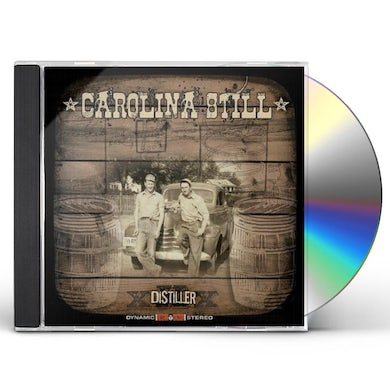Carolina Still DISTILLER CD