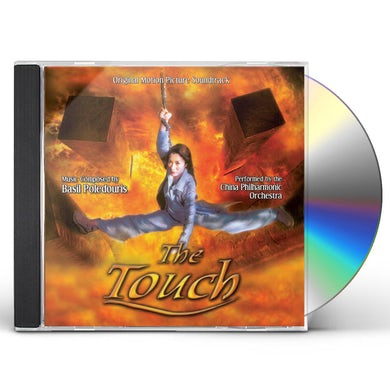 Basil Poledouris TOUCH - Original Soundtrack CD