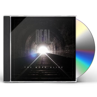 The Word Alive REAL CD