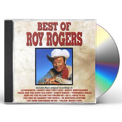 Roy Rogers BEST OF CD