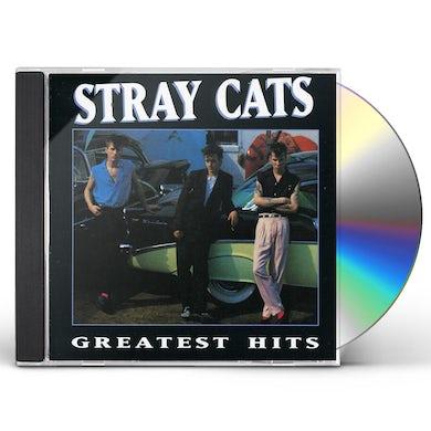 Stray Cats GREATEST HITS CD