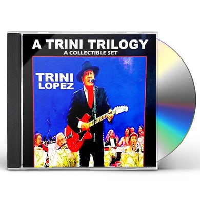 Trini Lopez TRINI TRILOGY CD