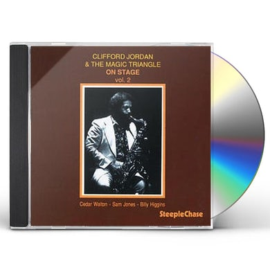 Clifford Jordan ON STAGE 2 CD