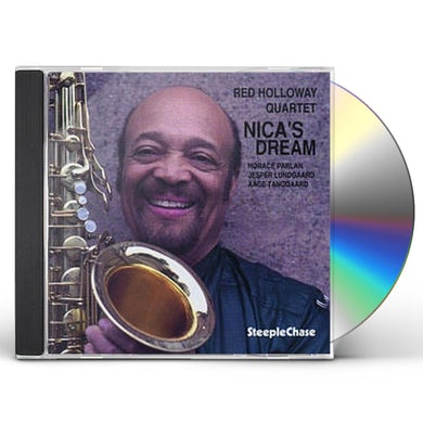 Red Holloway NICA'S DREAM CD